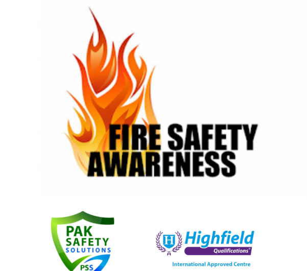 HABC Level 1 Award in Fire Safety Awareness