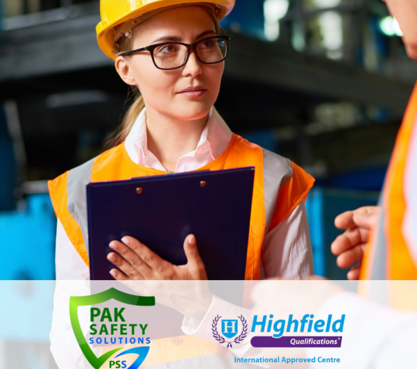 HABC Level 1 Award in Principles of Health & Safety in the Workplace