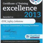HABC Excellence Award image