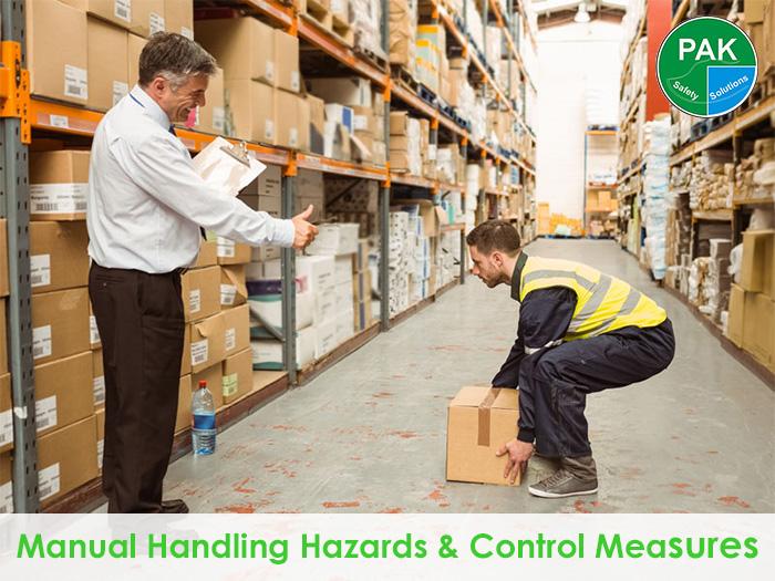 Manual Handling Hazards & Control Measures