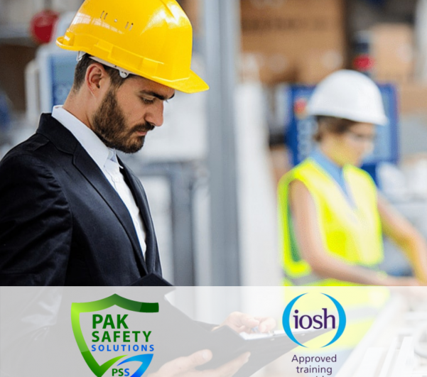 IOSH Training Courses in Pakistan